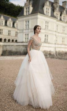 """Alon Livne White - 2016 Collection - """"Royal"""" dress."""