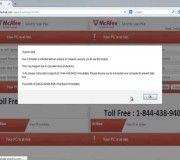Leitfaden für Mycomputererrorcheck<wbr></wbr>up.com pop-ups vom Computer entfernen | Entfernen Malware Anleitung