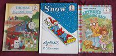 Set of 3 Begginer Books Hardback Thomas the by TheLazyBeeBookstore