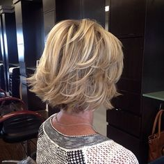 Textured+Bob+Hairstyle