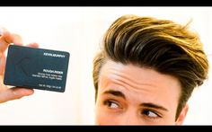 Mens Hair: Kevin Murphy ROUGH.RIDER Review | Matte Finish, Strong Hold