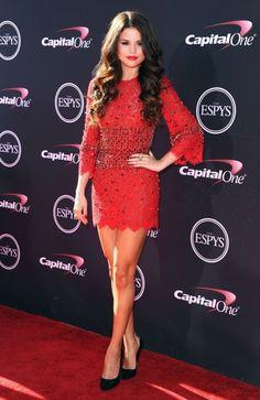 Red carpet princess