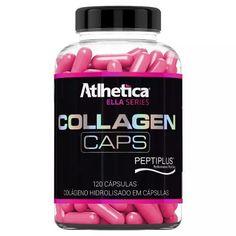 bb67d9fdf Compre Agora Ella Collagen 120 Caps- Atlhetica Nutrition - Natural e muito  mais em artigos esportivos com preços incríveis na Netshoes.