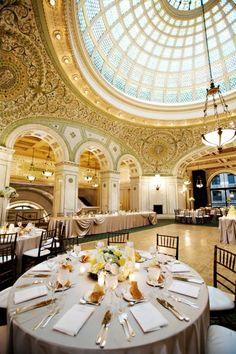 Turkey inspired banquet hall?