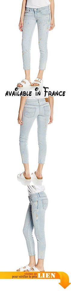 P95HCO0T30 Femme jeans pantalon slim fit xs gris. Please. Gris. Coton.  Casual. Slim  Apparel  PANTS   Jeans   Pinterest 0dc27e1be874
