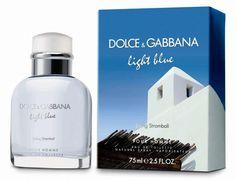 Perfume Light Blue Living Stromboli