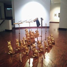 Kemang Wa Lehulere at Standard Bank Gallery.  #historywillbreakyourheart  #thatkemangissohotrightnow