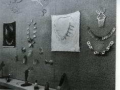 (from the intimate world of alexander calder exhibition catalog, 1989)