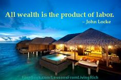 Living Rich - For tips, suggestions and stories on living rich, both financially and personally, visit our Website: http://LessonsFromLivingRich.com. Also, LIKE us on Facebook at: http://Facebook.com/LessonsFromLivingRich, and join us on Twitter @lf_Living_Rich