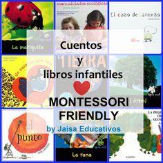 Libros Montessori Friendly