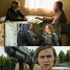 Season 7 Walking Dead Series, Walking Dead Season, The Walking Dead, Logan Miller, Dead Still, Andy Lincoln, Season 7, Big Time, Bury