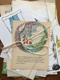50 VINTAGE PAGES for junk journals, collage, ephemera, cards, scrapbooking #Unbranded Friend Wedding, My Ebay, Ephemera, Journals, Scrapbooking, Collage, Cards, Vintage, Collages