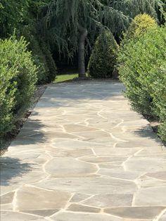 Flagstone Pathway, Outdoor Walkway, Front Walkway, Pavers Patio, Stone Walkways, Paver Sand, Paver Walkway, Patio Stone, Cement Patio