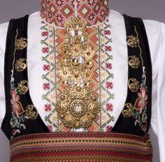 Folk Costume, Costumes, Cute Designs, Floral Tie, Swarovski, Weaving, Accessories, Clothes, Dresses