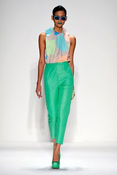 Alexandre Herchcovitch Spring 2011 Ready-to-Wear Collection Photos - Vogue