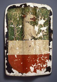 Shield (Pavise) 1450