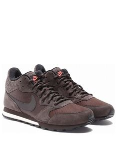 watch 26cc8 36716 Nike MD Runner 2 Mid  Brown