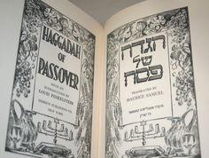 Passover Haggadah Prayer Book English Hebrew Jewish Sheet Music Pesach 1942 Passover Meal, Passover Recipes, Passover Haggadah, Prayer Book, Sheet Music, Prayers, English, Reading, Books