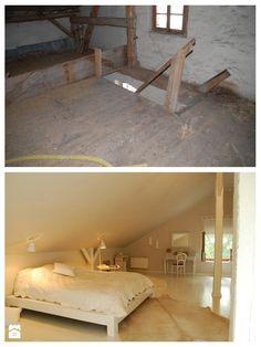 Biała sypialnia - zdjęcie od Pracownia Projektowa Jinako - Sypialnia - Styl Prowansalski - Pracownia Projektowa Jinako