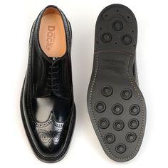MATTHEW DACK FOOTWEAR LTD. - DUFFERIN - Black Polished - F (RUBBER SOLE), $495.00 (http://www.matthewdack.com/dufferin-black-polished-f-rubber-sole/)