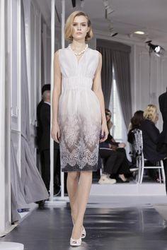 Christian Dior Couture Spring Summer 2012 Paris