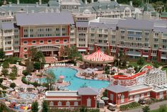 Disney Resort Hotels, Disney's BoardWalk Inn - Walt Disney World Resort