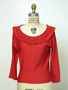 House of Dior evening sweater 1950's