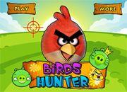 Angry Birds Hunter | Juegos Angry Birds - jugar online