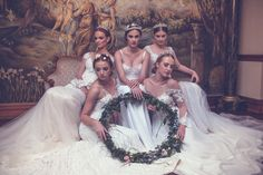 South African designer Hanrie Lues' dreamy 2016 collection is inspired by the ballet (Credit: Claire Courtney) Most Beautiful Wedding Dresses, Ballet, African Design, Floral Style, Bridal Collection, Sexy, Bridal Gowns, Bridesmaid Dresses, Model