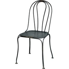 Rockwell Garden Chair in Carbon Black