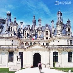 Exploration & Photo by @goatboy7 Location / Château de Chambord, Chambord, France