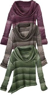 Cowl neck sweaters give me warm fuzzies just by looking at them. <3 prAna Nenah Shrug