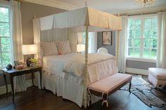 Lori Tippins Interiors. Precious little girl's room