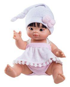 Style; Spiel Puppe Mini Puppe Heli Ca 20 Cm Von Paola Reina Art Nr 631 Fashionable In