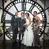 Clock Tower wedding