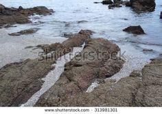 Chew beach - stock photo