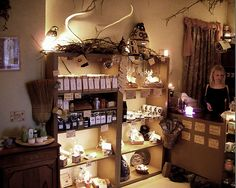 The Witch Shop in Vesturgata by Professor Batty, via Flickr