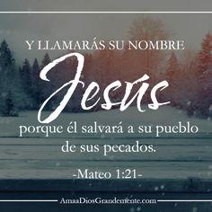 Nombres de Dios Semana 6 Devocional #Jesús #AmaaDiosGrandemente #NombresdeDios…