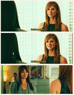 Rachel and Donna's initial impressions Suits Tv Series, Suits Tv Shows, Usa Tv Shows, Roy And Thea, Mike And Rachel, Donna Paulsen, Suits Quotes, Gabriel Macht, Usa Network