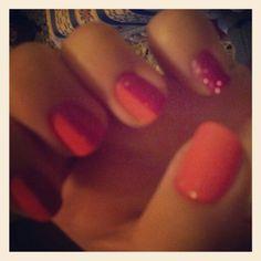Pink e brillantini