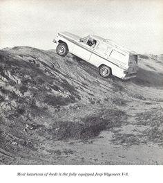 Jeep Wagoneer V-8