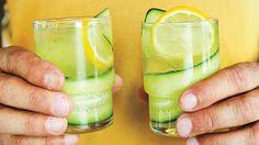 Cucumber Gin Cocktail Recipe | Bon Appetit