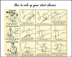 Some Tips for #rolling up your #shirt #sleeves by #NobleHouse #CustomTailors  #men #formals #business #executive #corporates http://www.noblehouse.us/
