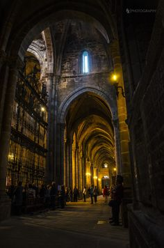 Ourense Cathedral (Spain) by Rui Xu on 500px