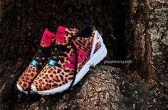 "adidas Originals ZX Flux ""Cheetah"""