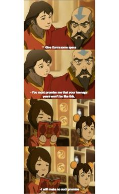 I LOVED Jinora. I watched the show half for those grandkids.