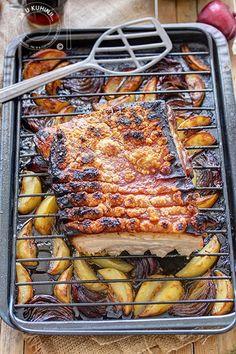 JA U KUHINJI...: Sporo pečeno carsko meso