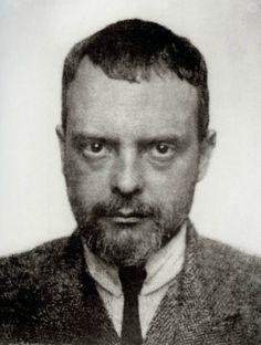 Paul Klee by Hugo Erfurth