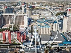 High Roller; Standard daytime ticket, $21.95; Standard nighttime ticket, $36.95; Hours of operation: everyday 12:00 PM to 2:00 AM.