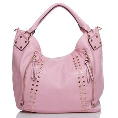 Love it!!  I need a light pink purse!! :)    ....... love!